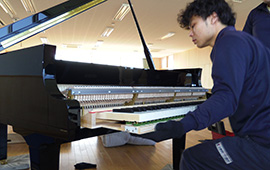 北 関東 ピアノ 運送